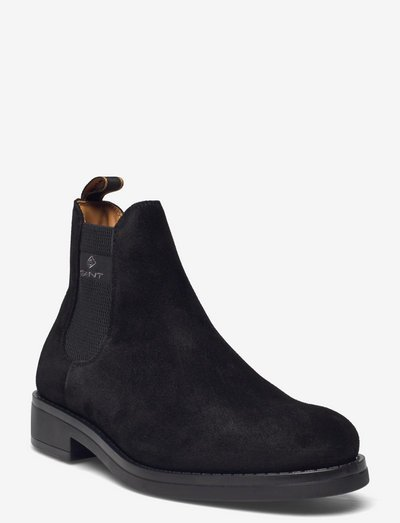 Brookly Chelsea Boot - chelsea boots - black