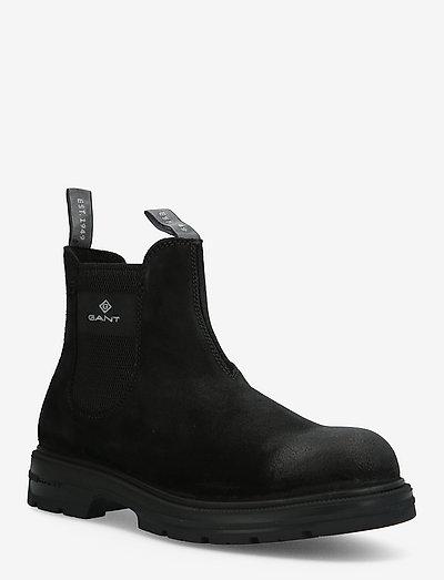 Gretty Chelsea Boot - chelsea boots - black