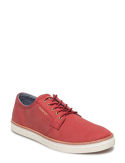 Bari Low lace shoes - CINNABAR ROST