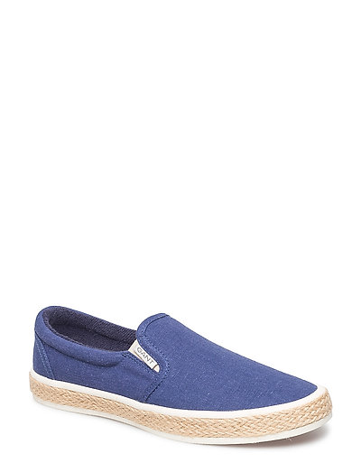 Master Slip-on shoes - PERSIAN BLUE