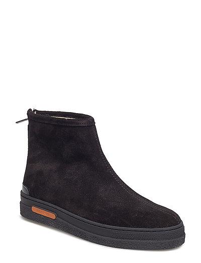 Maria Mid Boot - BLACK