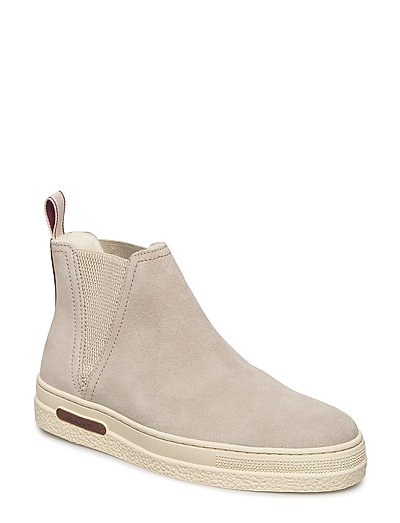 Maria Mid Boot Shoes Boots Ankle Boots Ankle Boots Flat Heel Beige GANT