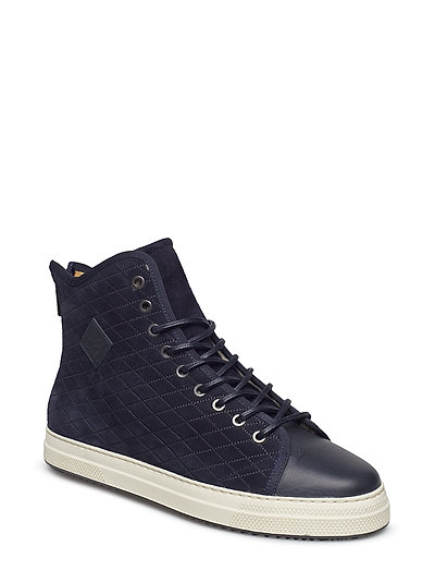 Star Mid lace boot - MARINE