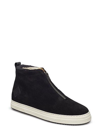 Star Zip boot - BLACK