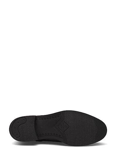 Hampton Long Shaft Boot (Black) (1499.40 kr) GANT
