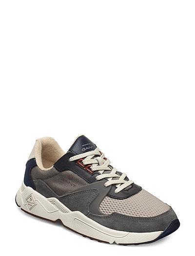 Portland Sneaker Niedrige Sneaker Grau GANT