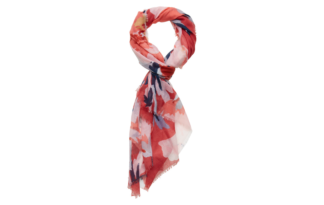 Floral exploded Oblong Scarfnew CoralGap V dBCoQrxWe