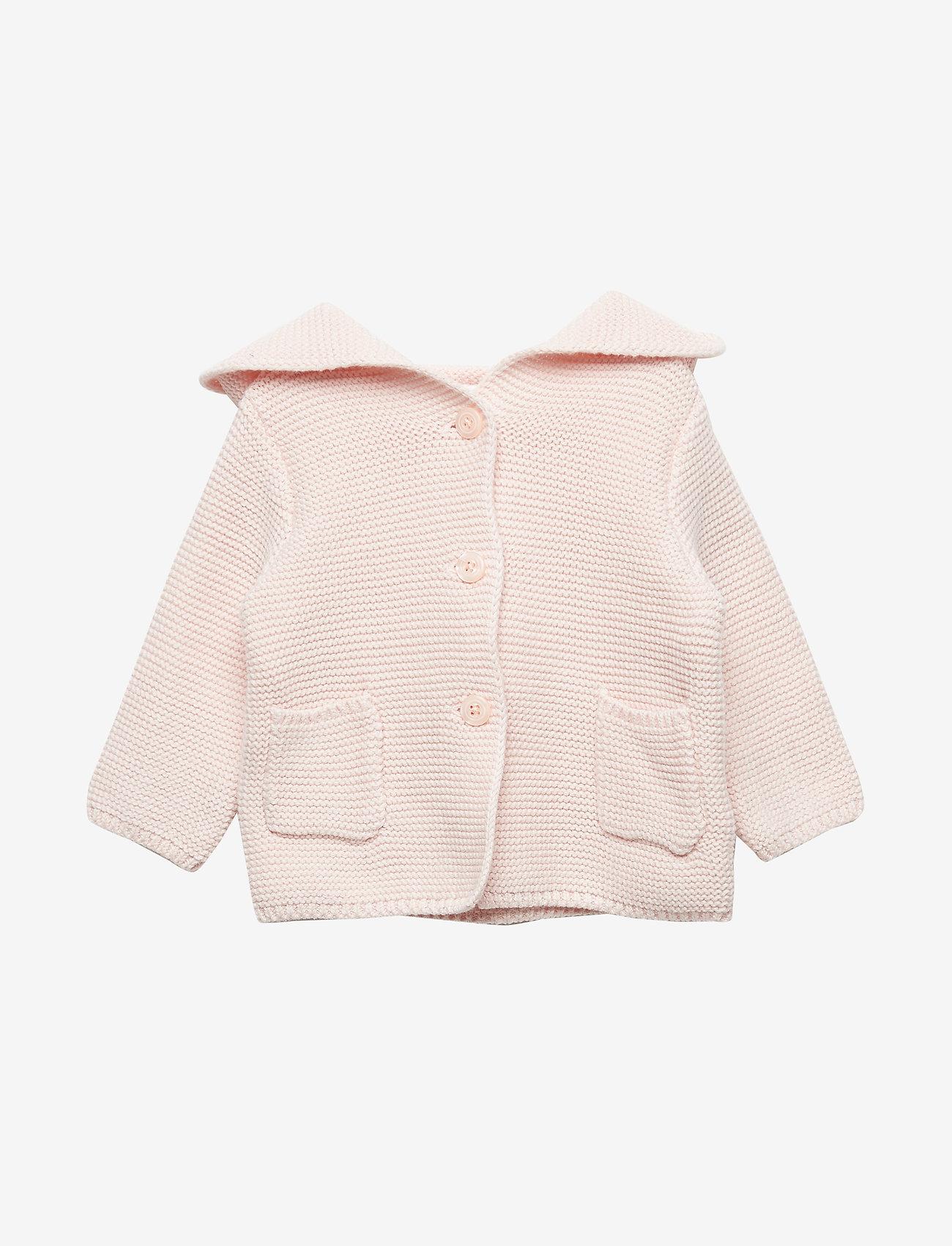 GAP - Baby Brannan Bear Sweater - gilets - milkshake pink - 0