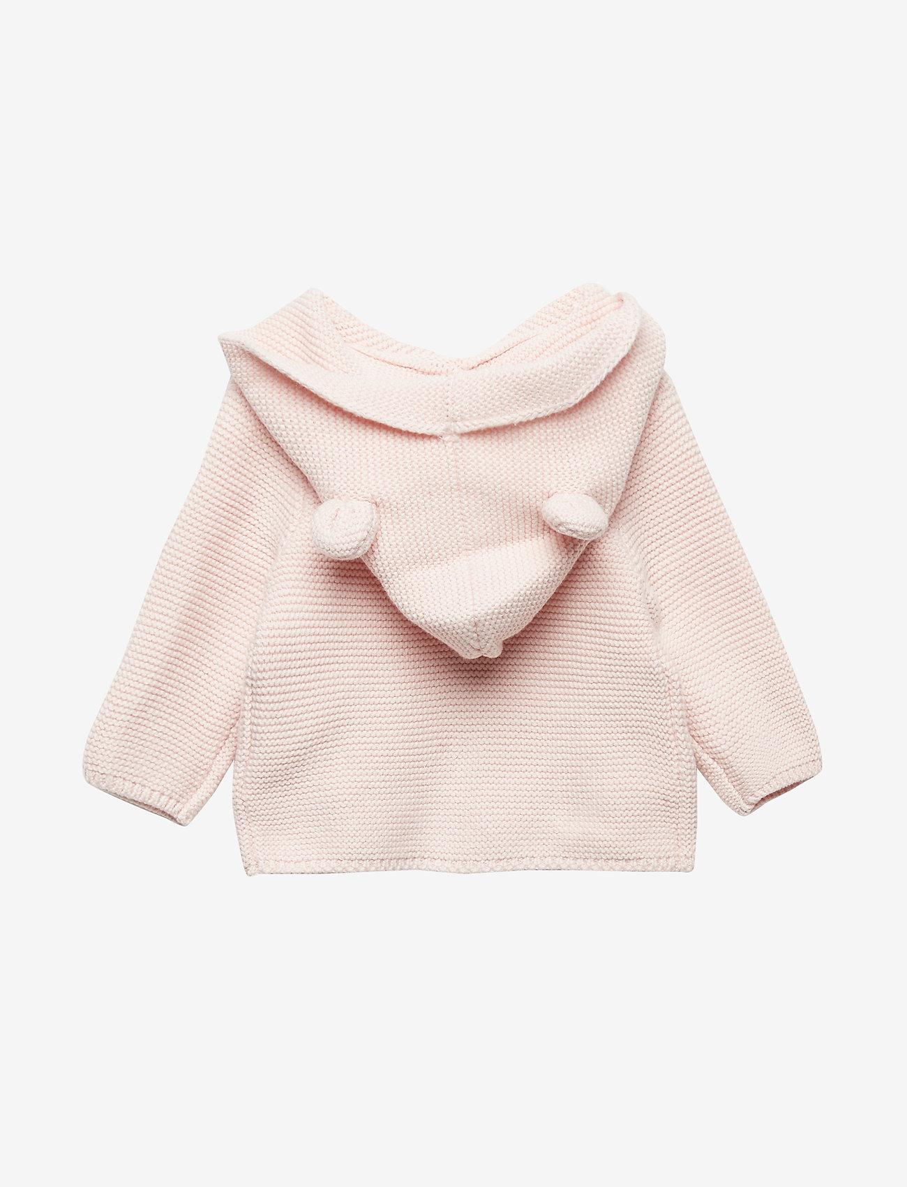 GAP - Baby Brannan Bear Sweater - gilets - milkshake pink - 1