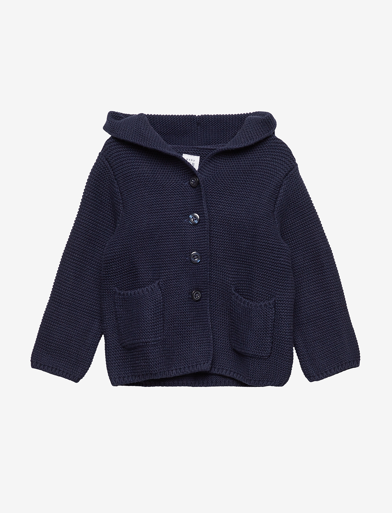 GAP - Baby Brannan Bear Sweater - gilets - navy uniform - 0