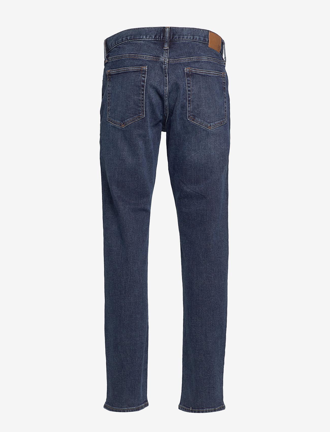 GAP - Slim Straight Jeans with GapFlex - slim jeans - worn dark - 1