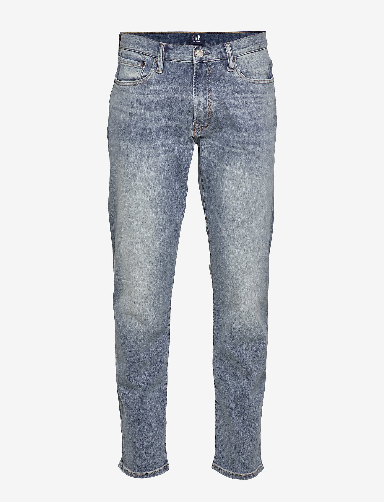 GAP - Slim Straight Jeans with GapFlex - slim jeans - medium indigo - 0