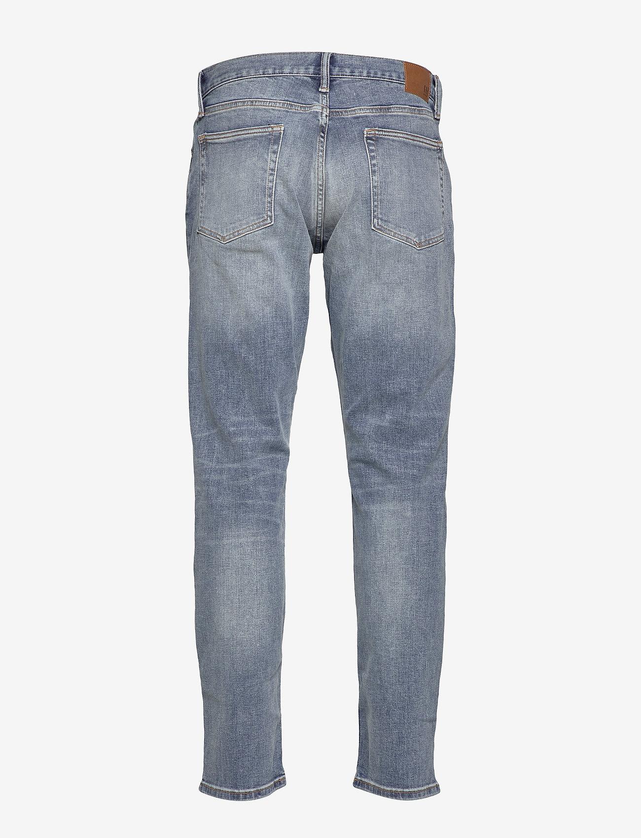 GAP - Slim Straight Jeans with GapFlex - slim jeans - medium indigo - 1