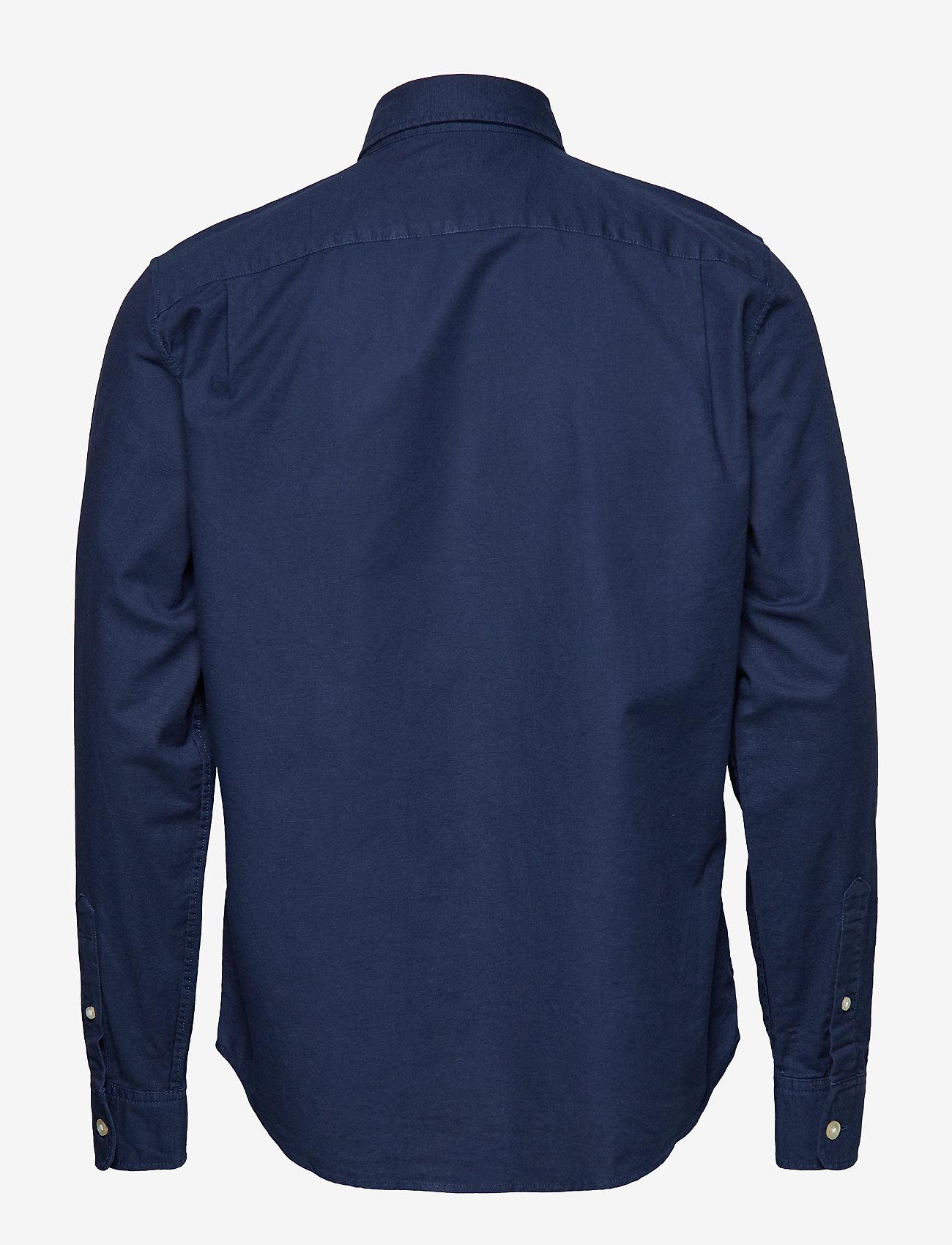 Lived-in Stretch Oxford Shirt (Tapestry Navy) - GAP 51pz7O