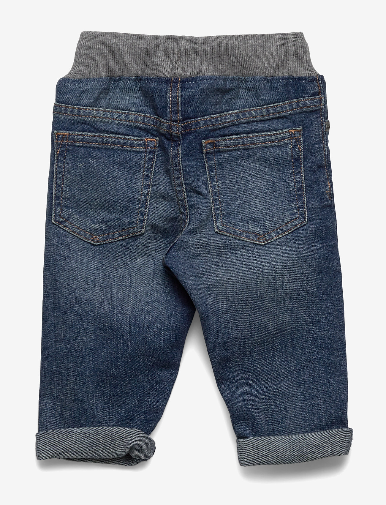 GAP - Toddler Pull-On Slim Jeans with Washwell™ - jeans - medium wash - 1