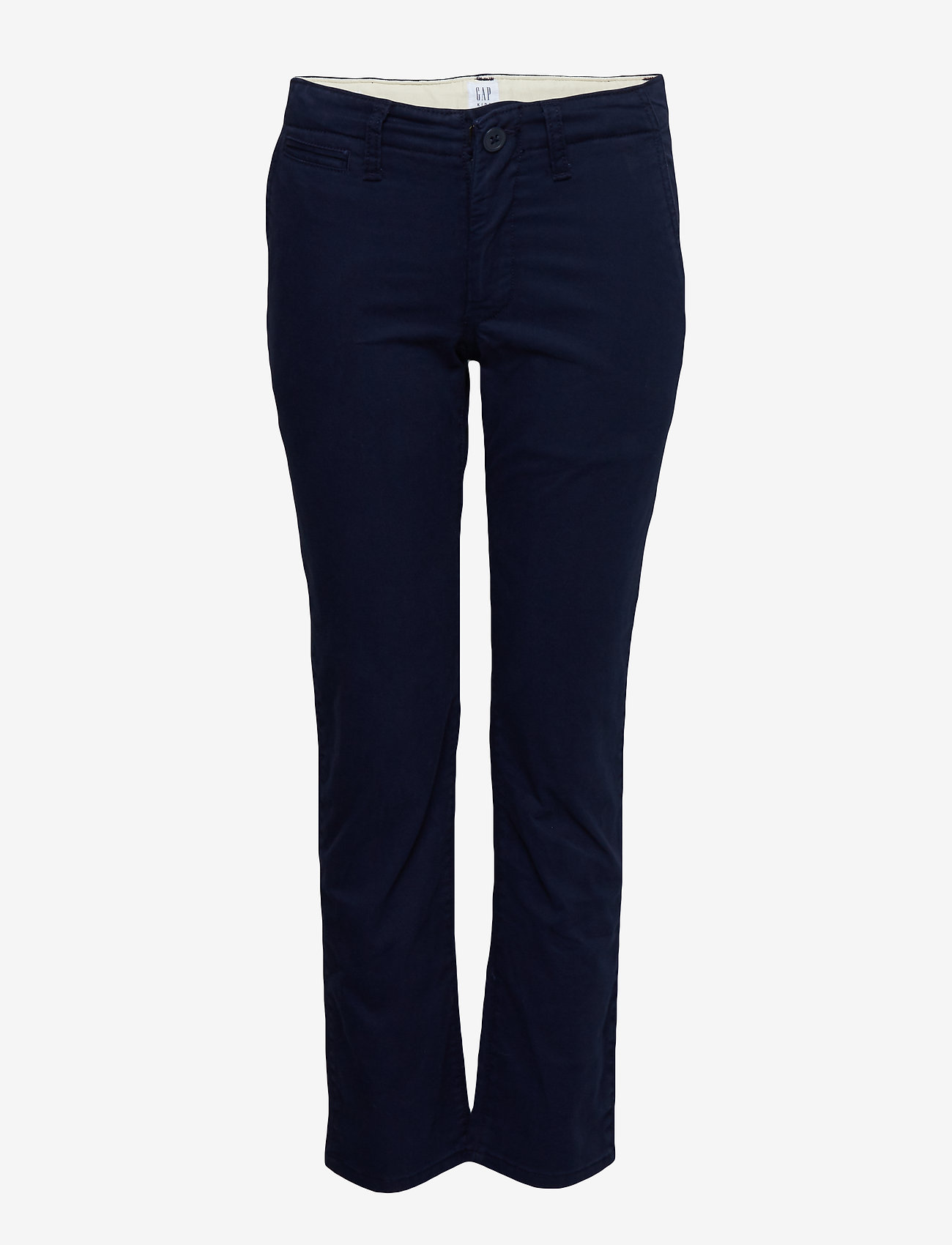 GAP - Kids Chinos with Washwell™ - trousers - navy uniform - 0