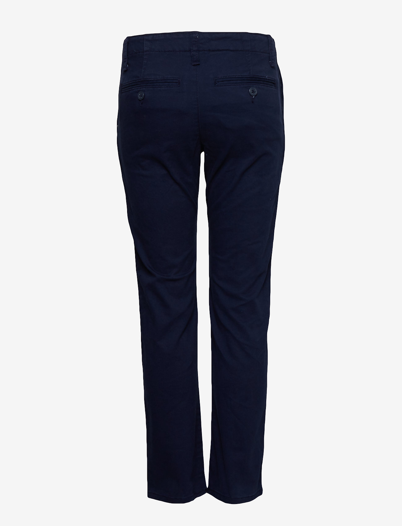 GAP - Kids Chinos with Washwell™ - trousers - navy uniform - 1