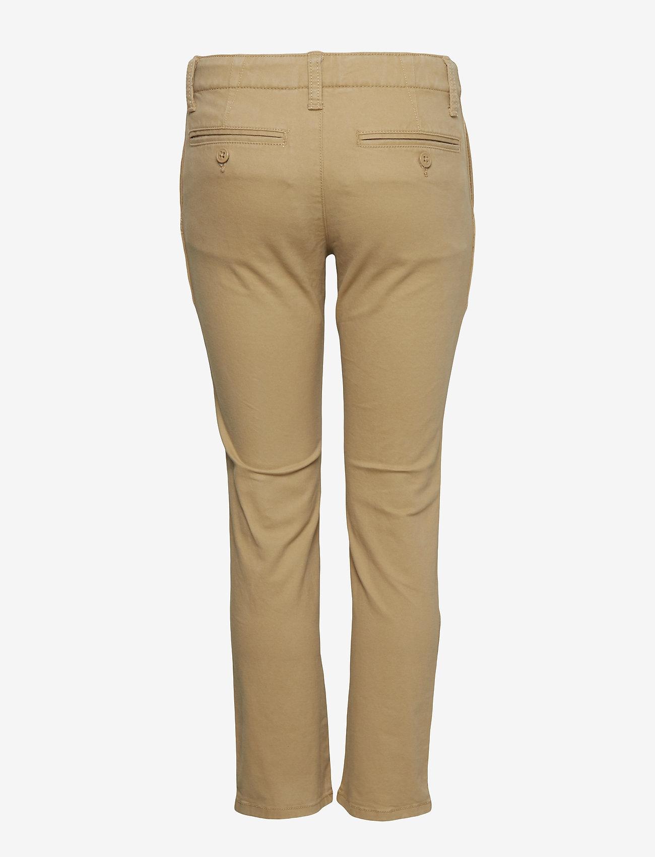 GAP - Kids Chinos with Washwell™ - trousers - new british khaki - 1
