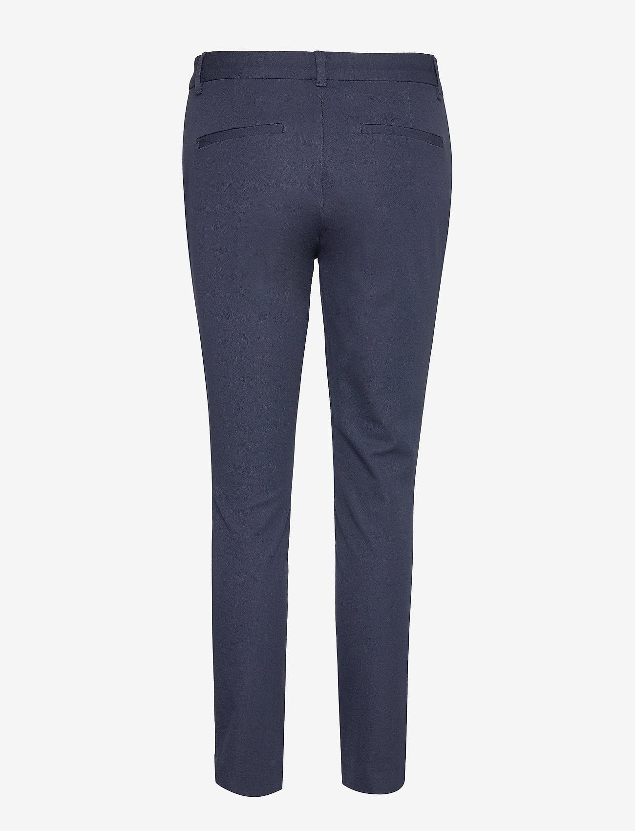 GAP V-SKINNY ANKLE BISTRETCH- Pantalons jhYUpHZW dyafq tQEiNjsi