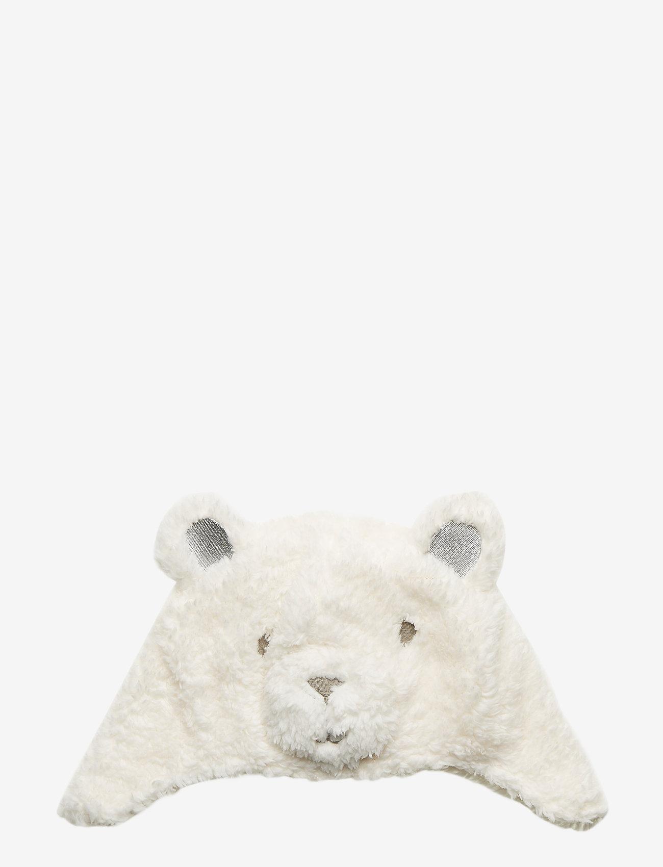 GAP - Toddler Polar Bear Trapper Hat - hatut - ivory frost