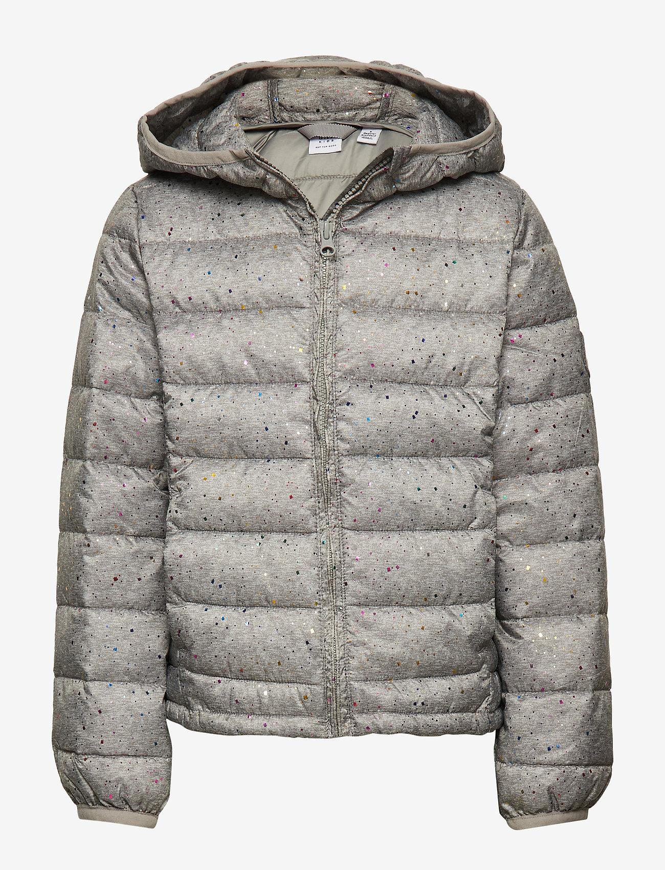 GAP - Kids ColdControl Lightweight Puffer - untuva- & toppatakit - heather grey