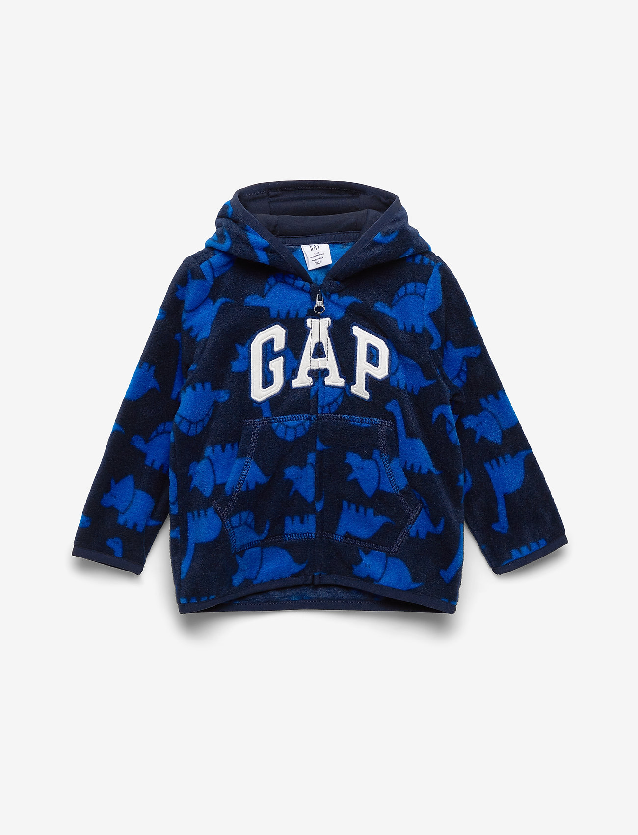GAP - Baby Brannan Bear Gap Logo Sweatshirt - fleece-vaatteet - navy uniform
