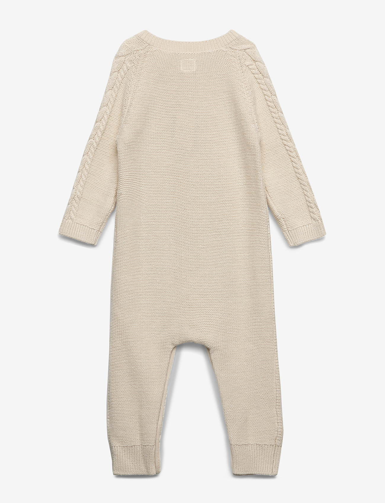 GAP - Baby Cable-Knit One-Piece - pitkähihaiset - french vanilla
