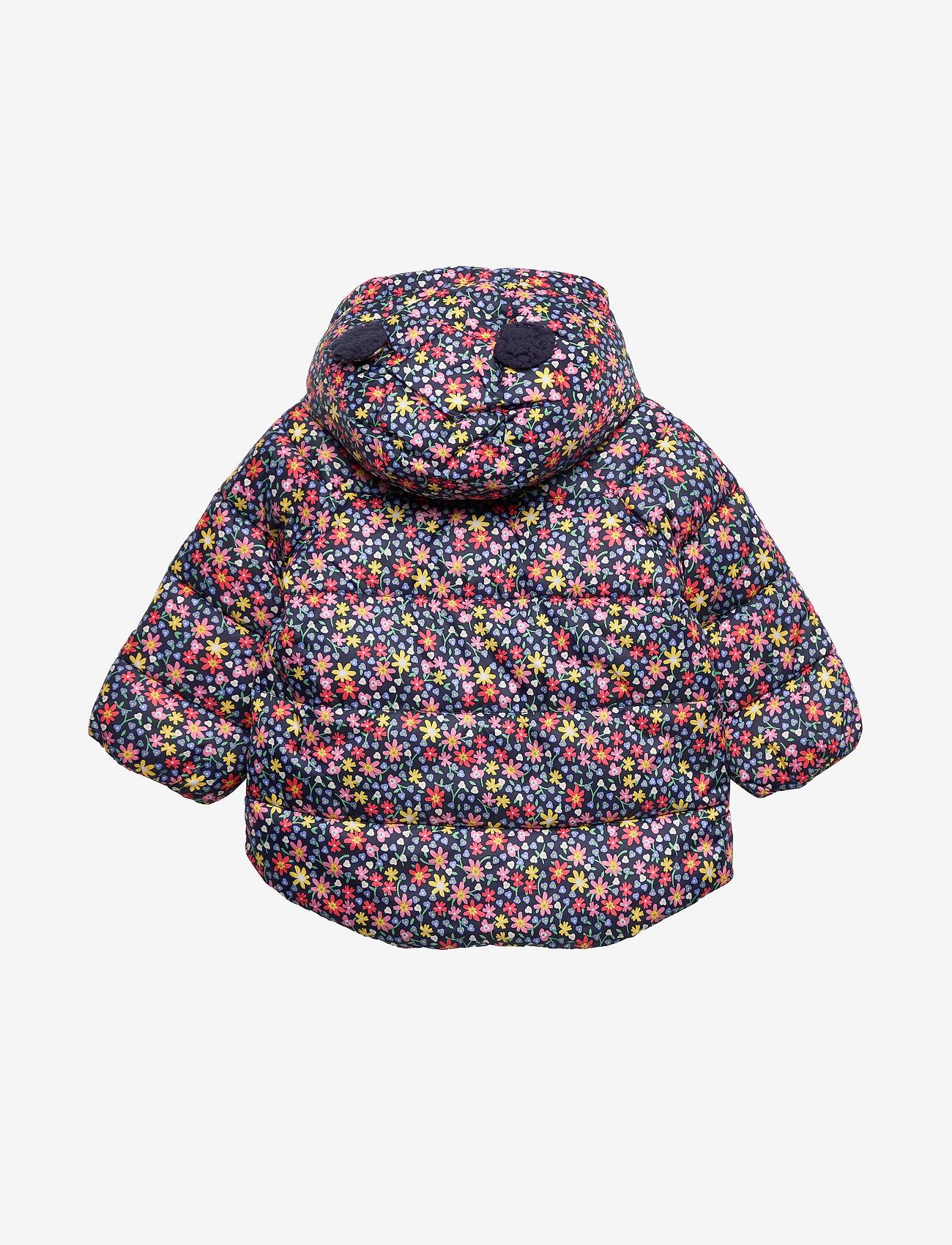 GAP - Baby ColdControl Max Kimono Jacket - untuva- & toppatakit - navy floral