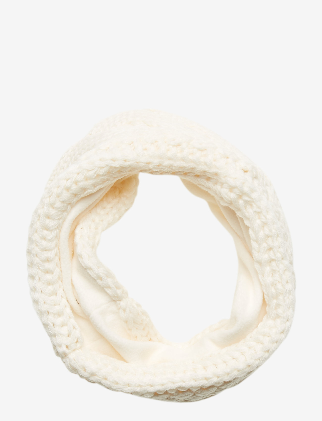 GAP - Kids Cable-Knit Neckwarmer - huivit - ivory frost