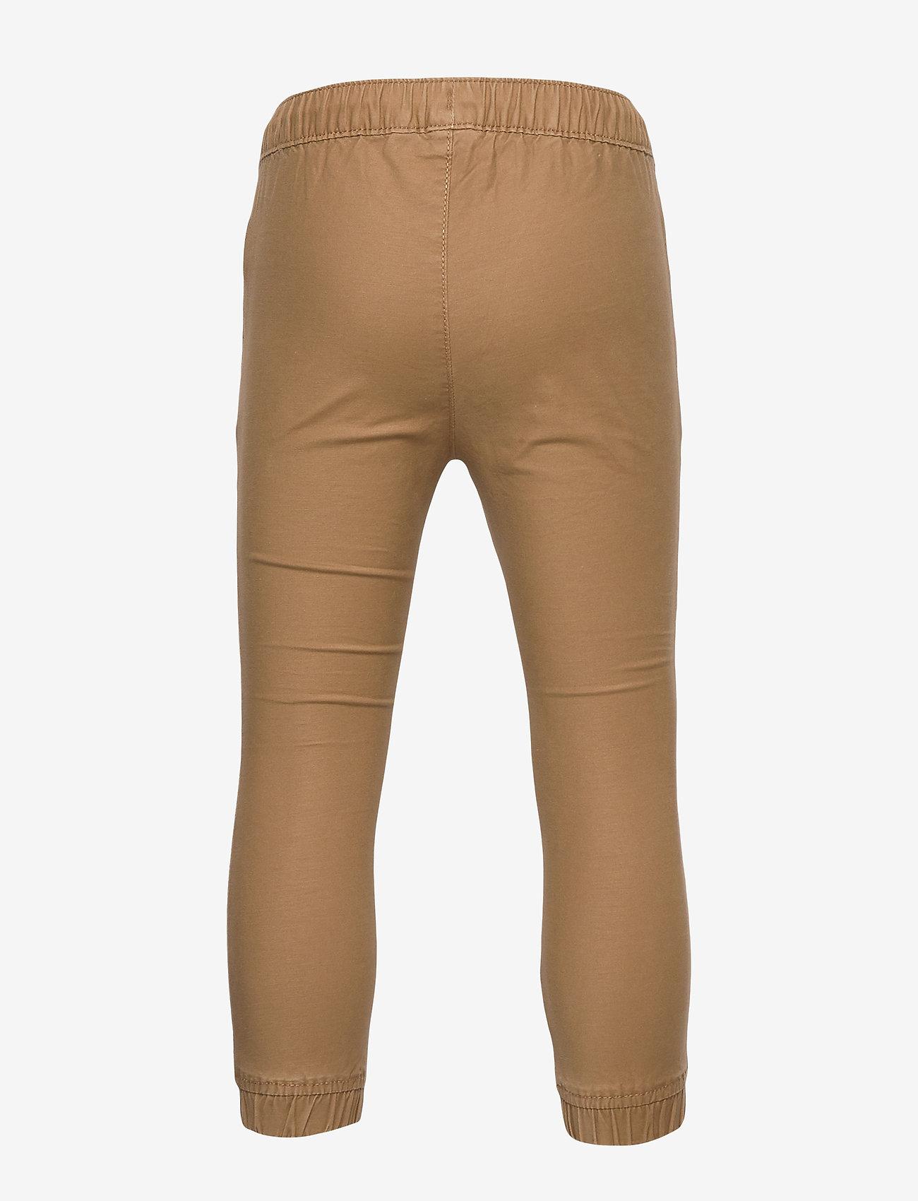 GAP - Kids Stretch Khaki Joggers - trousers - cream caramel - 1
