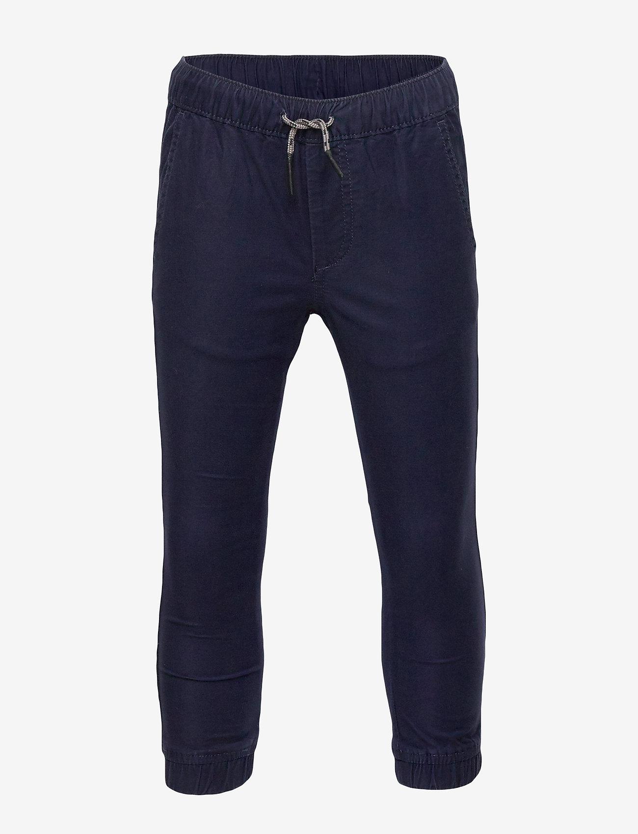GAP - Kids Stretch Khaki Joggers - trousers - tapestry navy - 0