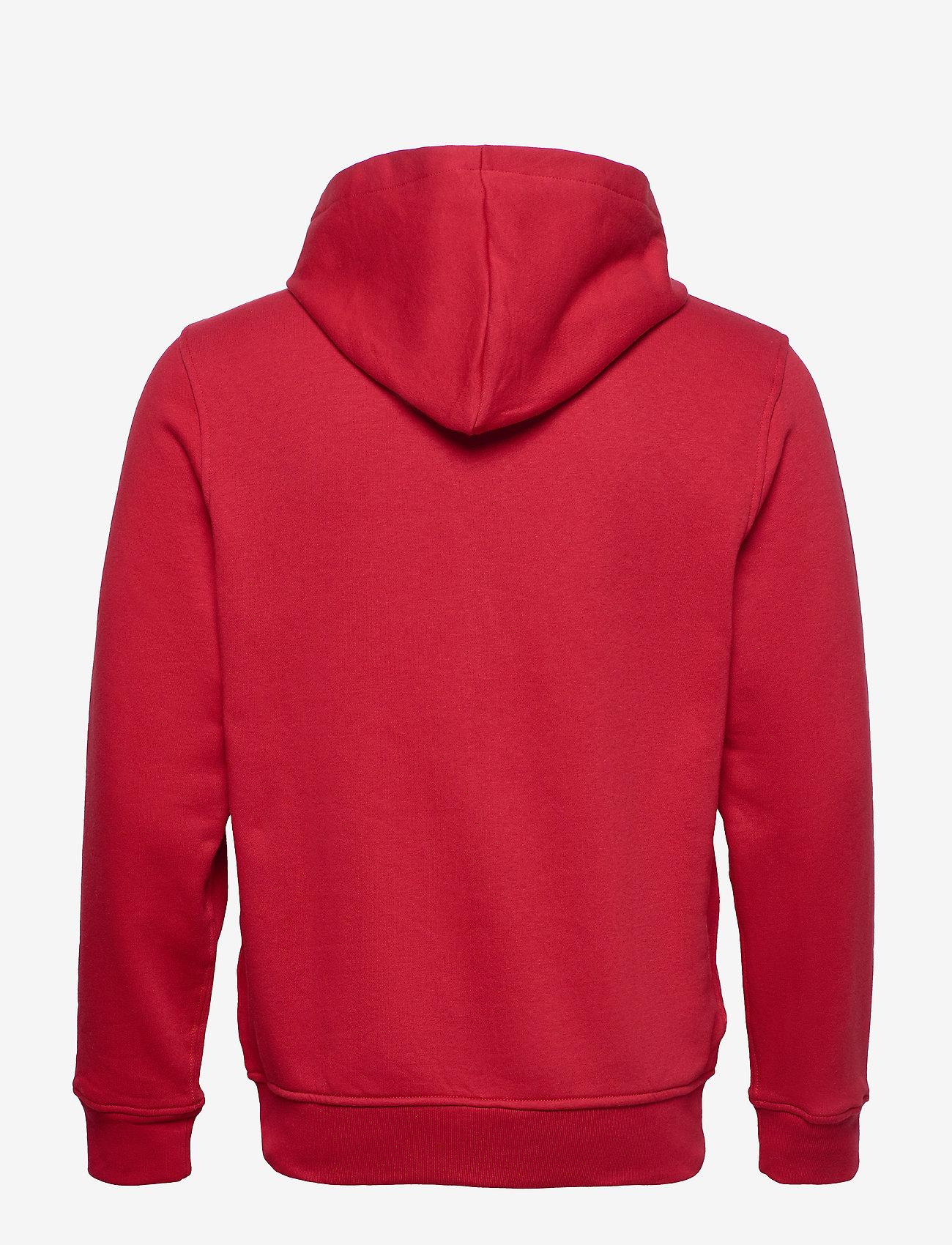 GAP - Gap Arch Logo Hoodie - hoodies - lasalle red - 1