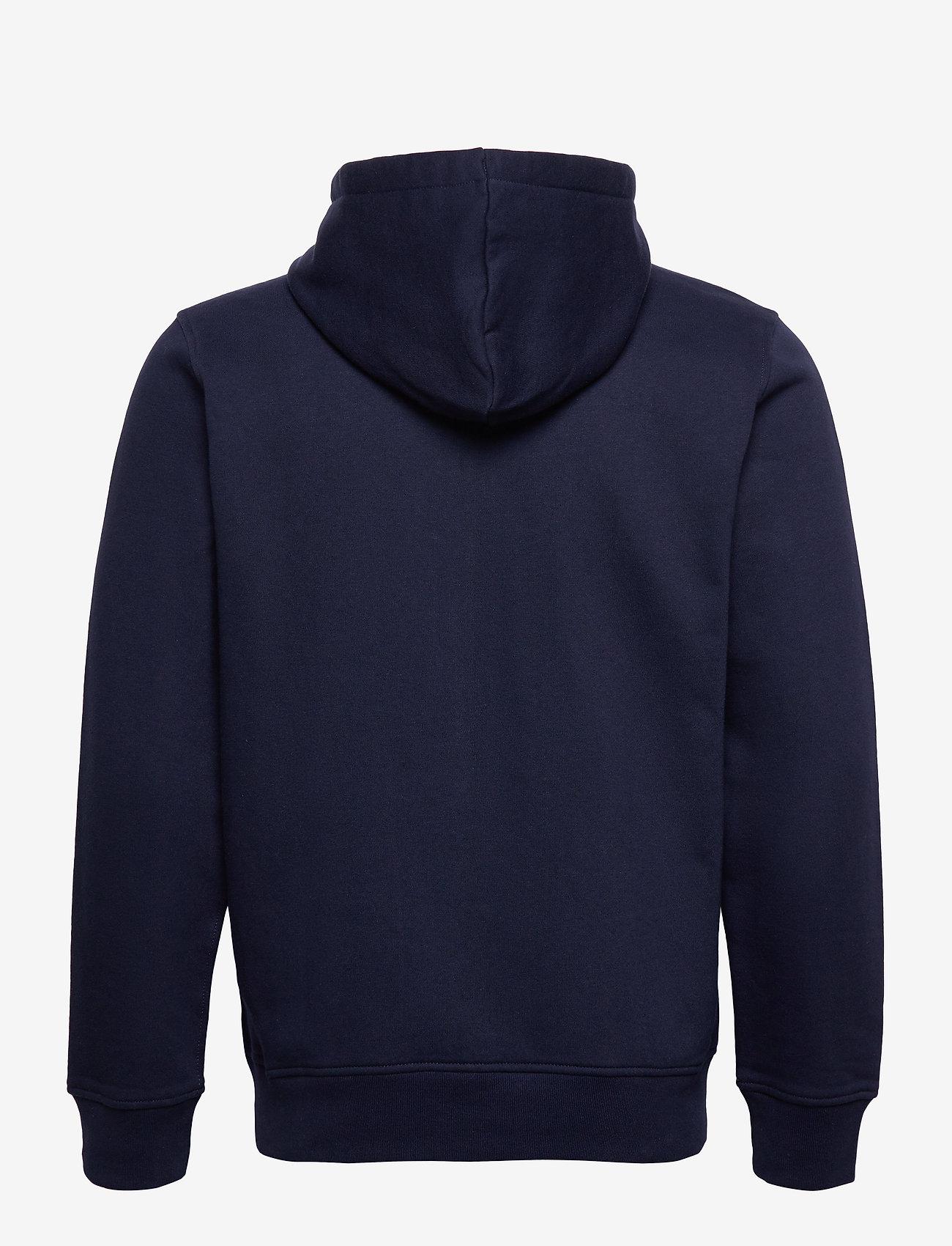 GAP - Gap Arch Logo Hoodie - hoodies - tapestry navy - 1