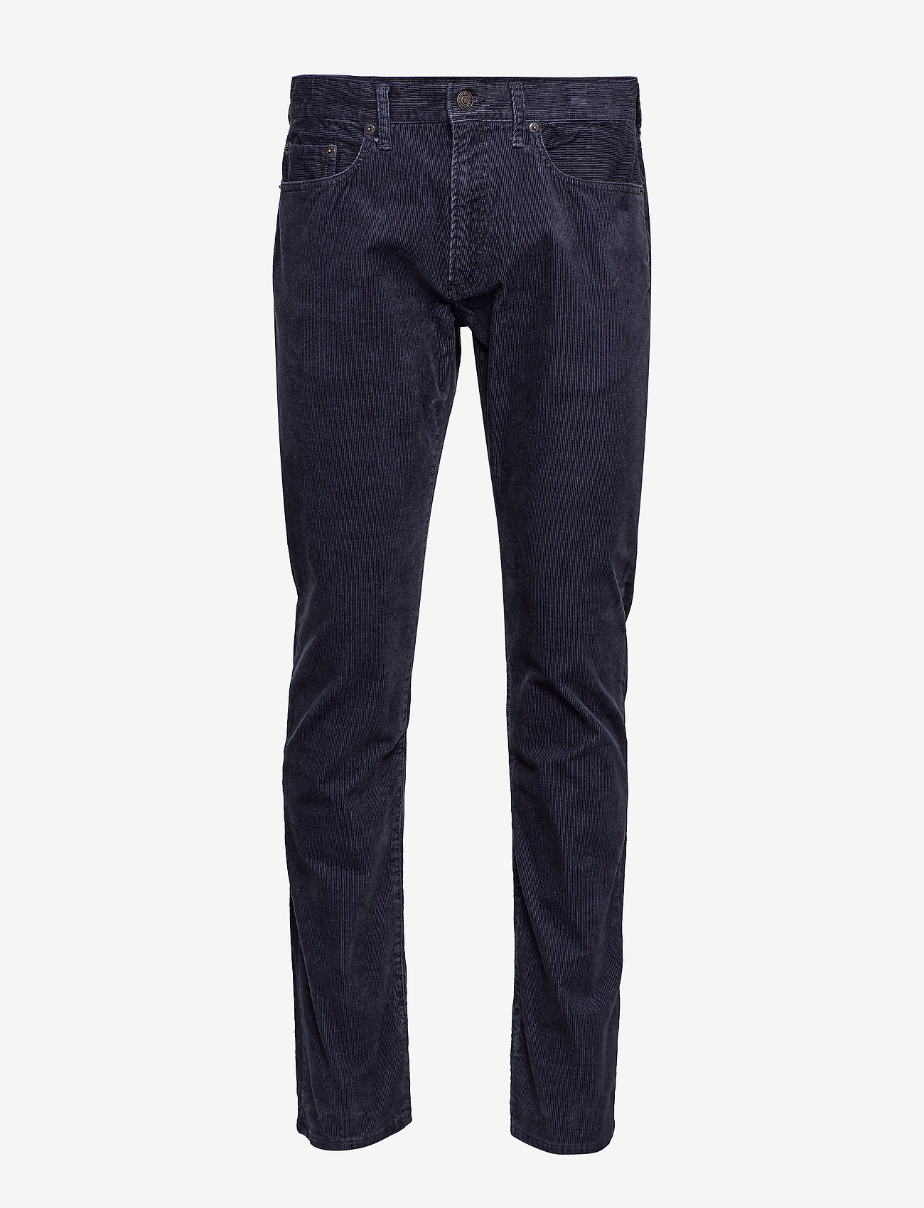 GAP - Slim Fit Cords with GapFlex - regular jeans - new classic navy - 0