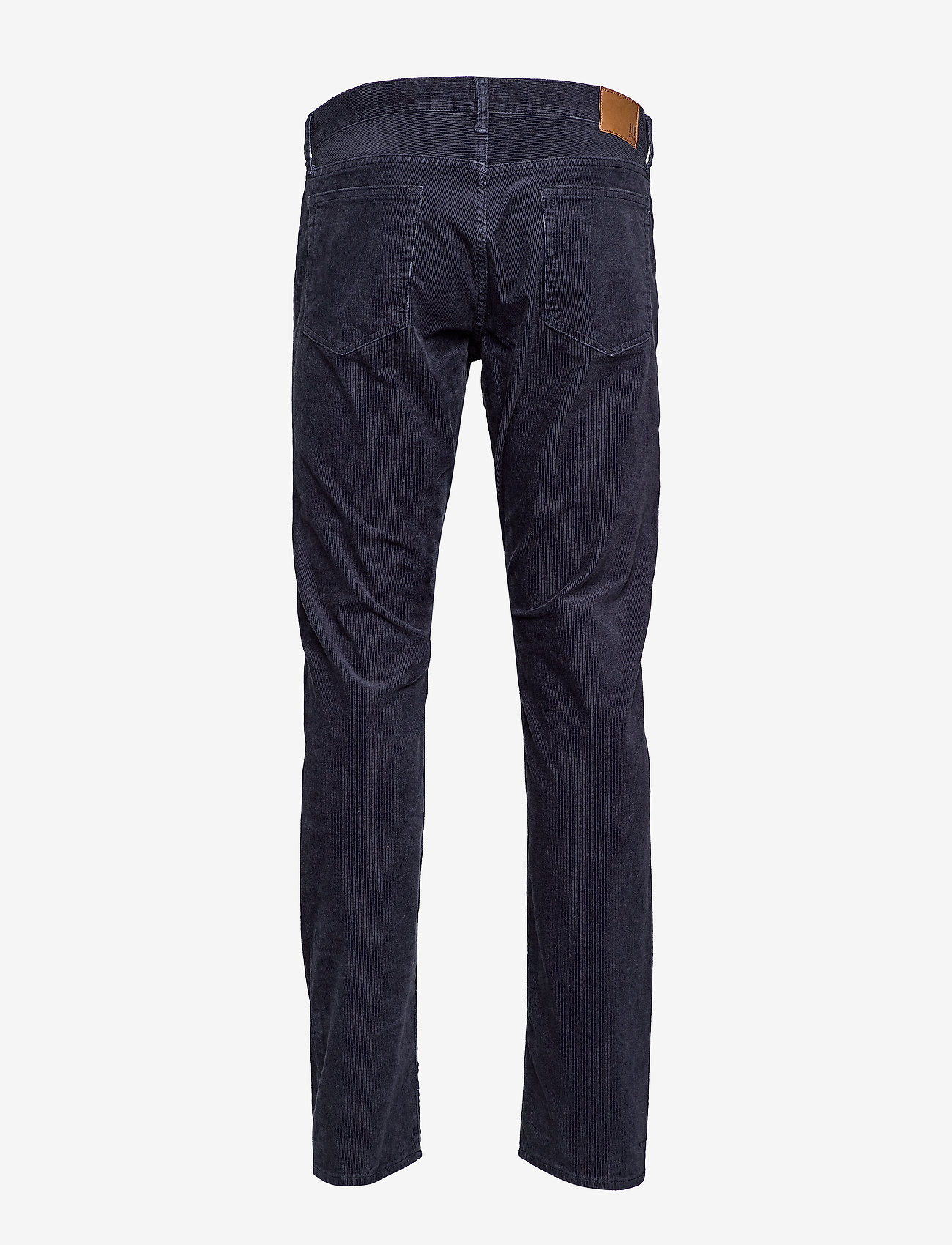 Gap Slim Fit Cords With Gapflex - Jeans New Classic Navy