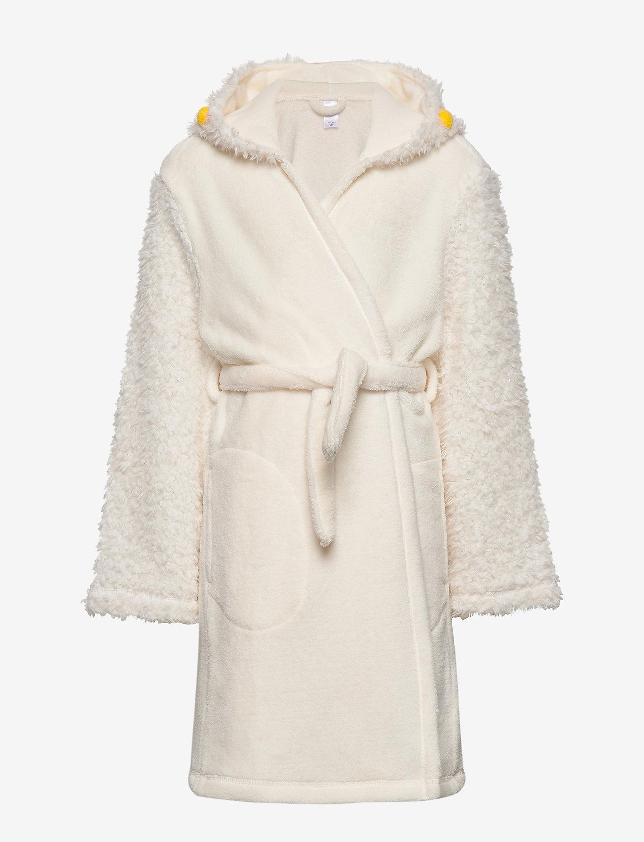 GAP - Kids Llama Robe - bathrobes - ivory frost - 0