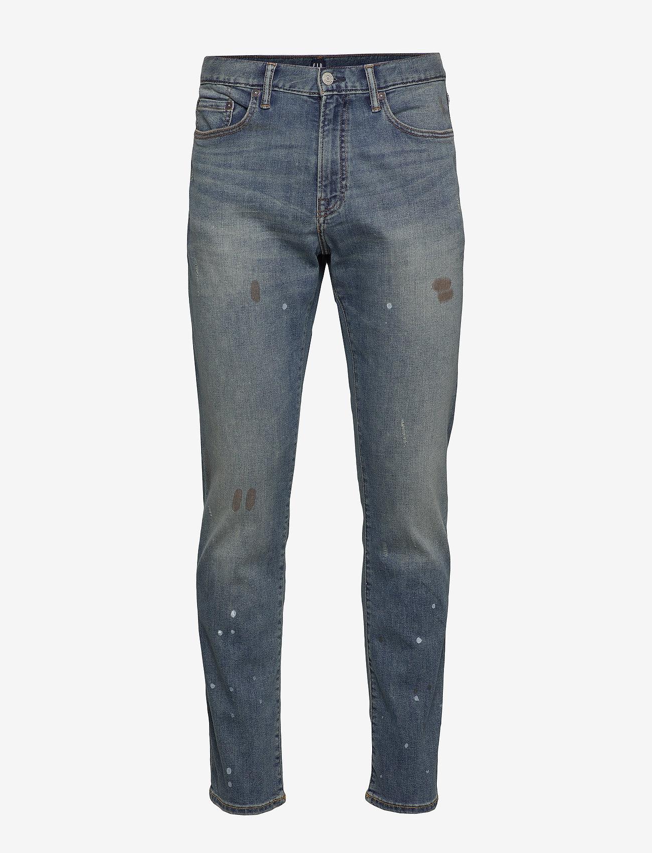 GAP - Wearlight Slim Jeans with GapFlex - slim jeans - dark wash - 0