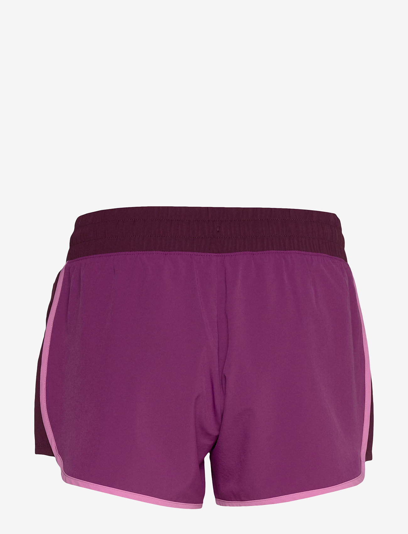 GAP - GapFit Colorblock Shorts - spodenki treningowe - purple wine - 1