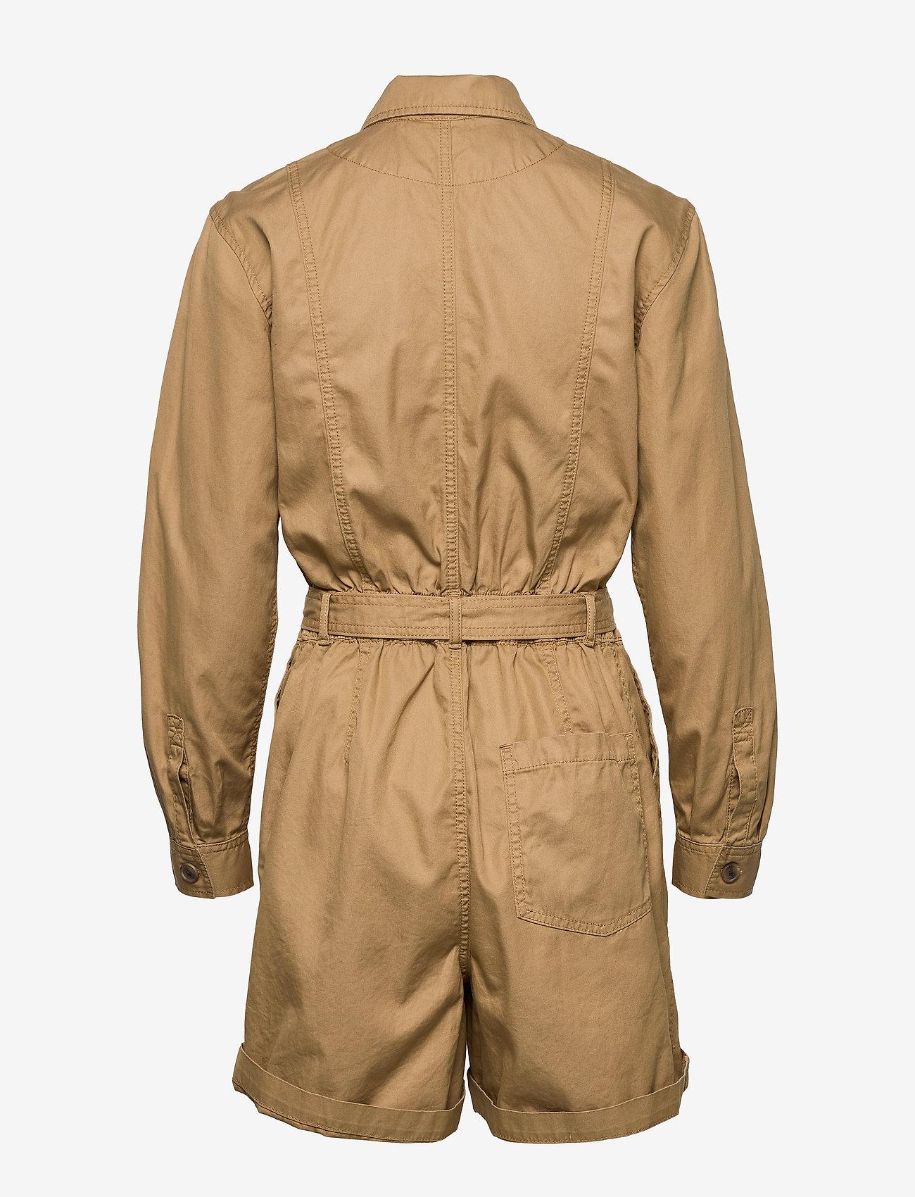 GAP - Utility Romper - jumpsuits - mojave 235 - 1