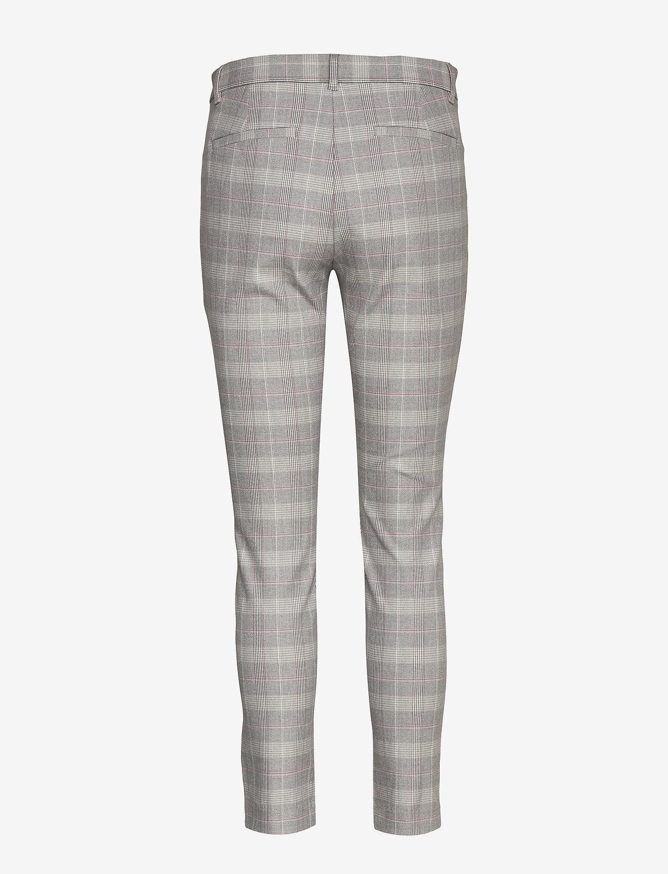 GAP - Skinny Ankle Pants - broeken med skinny fit - grey plaid - 1