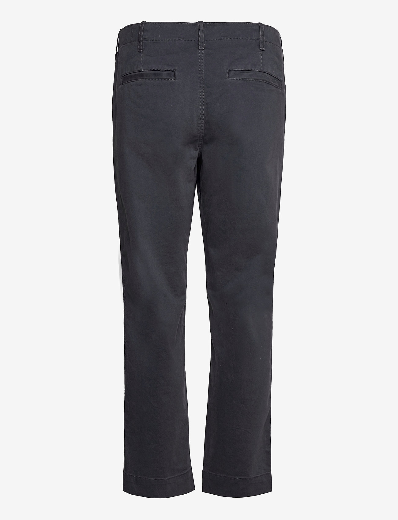 GAP - High Rise Straight Khakis with Washwell™ - chinos - spring night - 1
