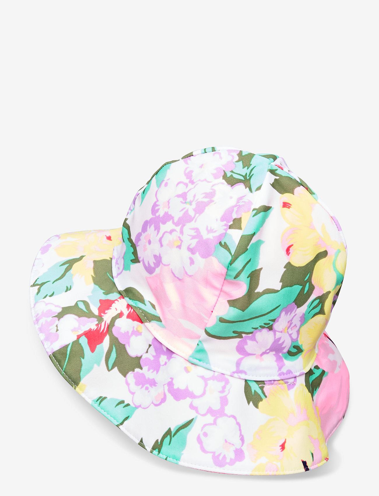 GAP - Baby Reversible Swim Hat - czapka uv - optic white - 1
