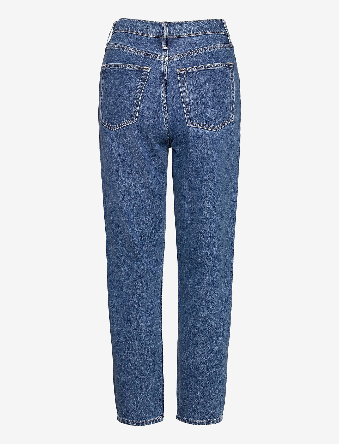 GAP - Sky High Rise Mom Jeans - mom jeans - medium indigo 8 - 1