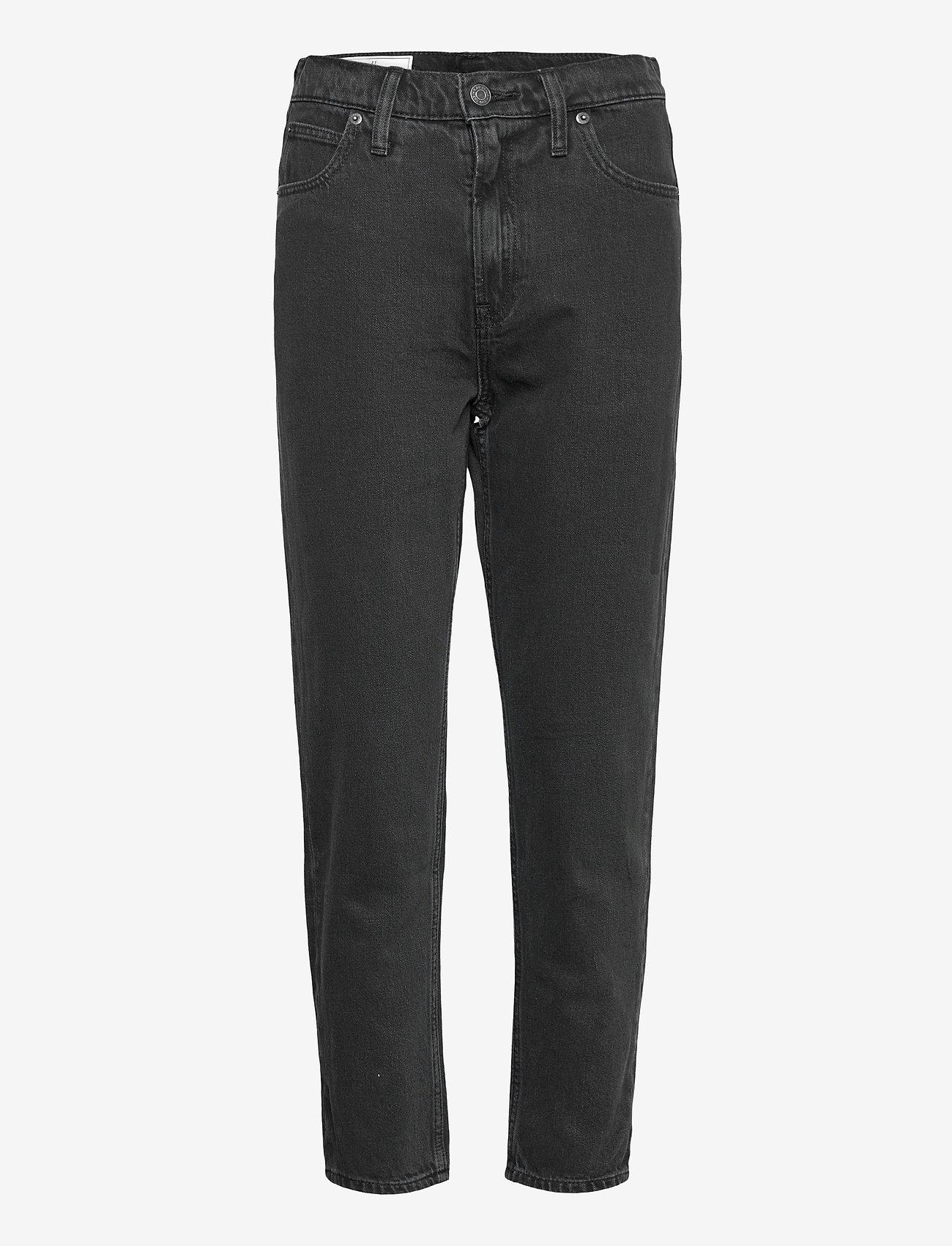 GAP - Sky High Rise Mom Jeans - mom jeans - black rinse - 0