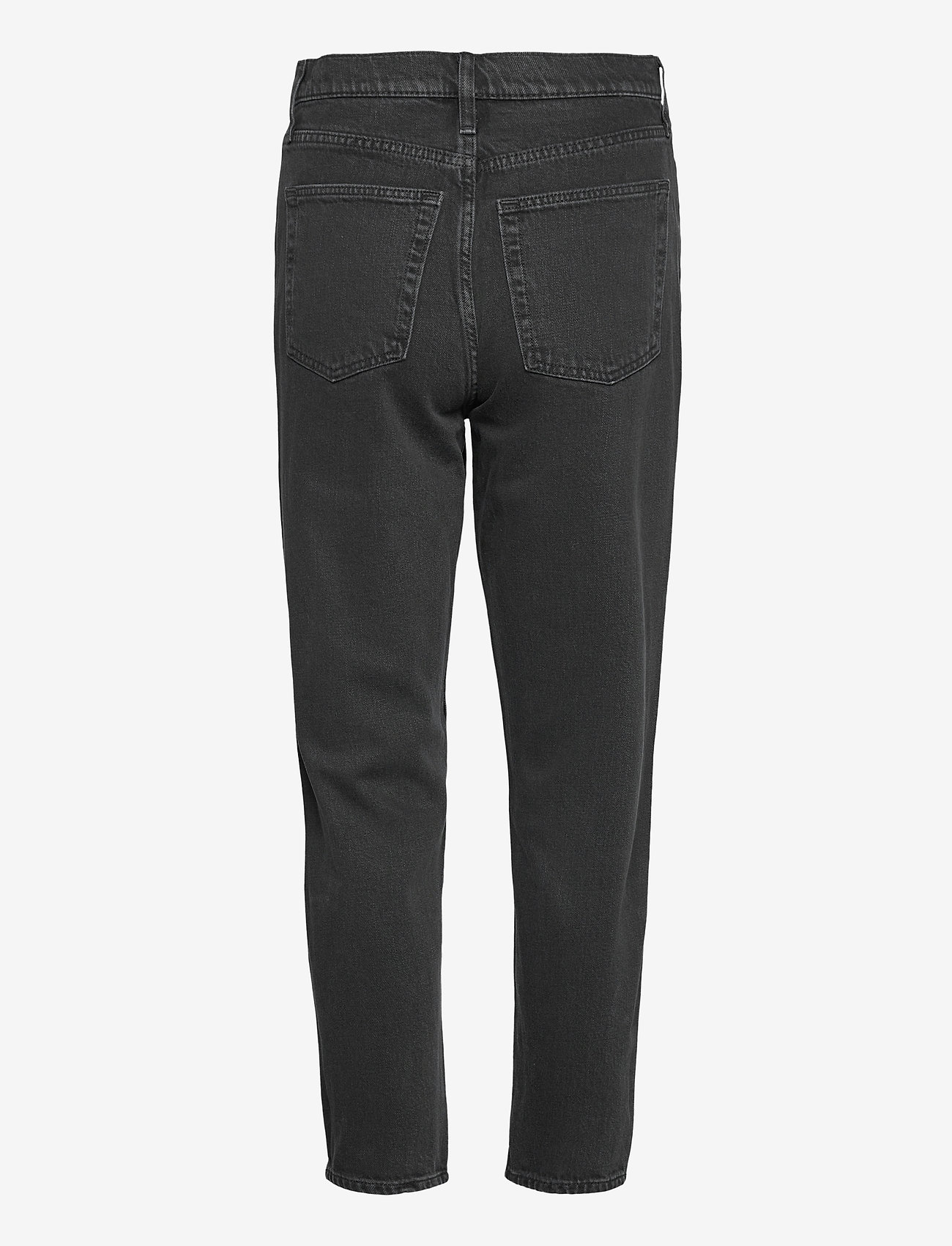 GAP - Sky High Rise Mom Jeans - mom jeans - black rinse - 1