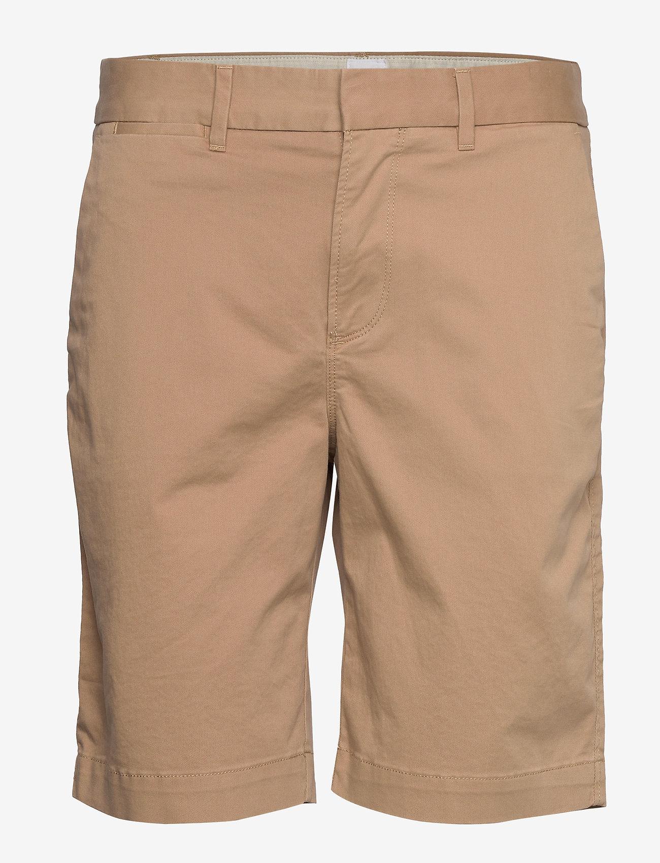 GAP - Bermuda Shorts with Washwell™ - bermudas - mojave - 0