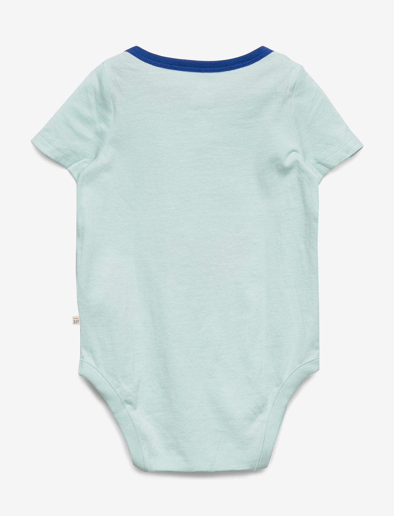 Baby Mix And Match Family Bodysuit (Azul) (9 €) - GAP v99xK