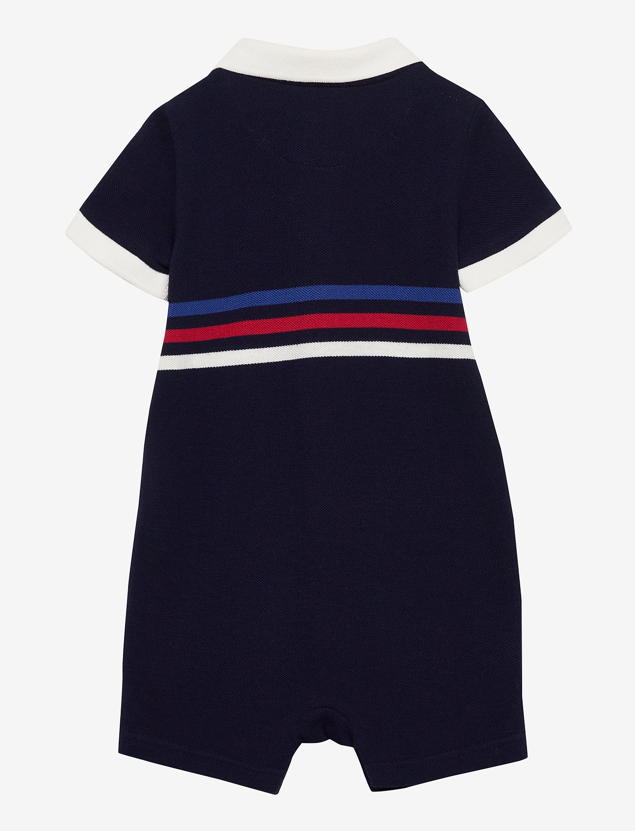 GAP - Baby Polo Shorty One-Piece - kurzärmelig - navy uniform - 1