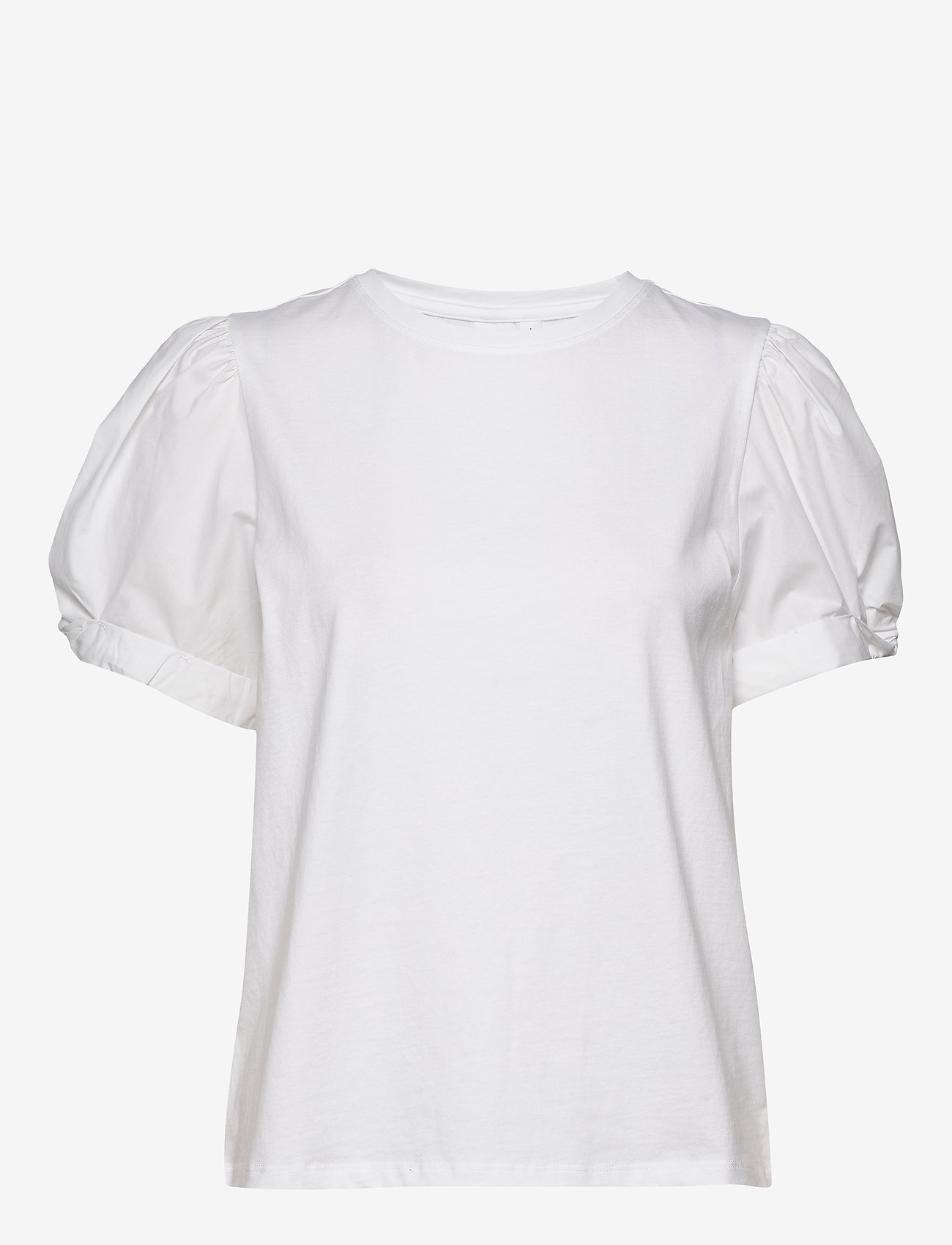 GAP - Puff Sleeve T-Shirt - t-shirts - white000 - 0