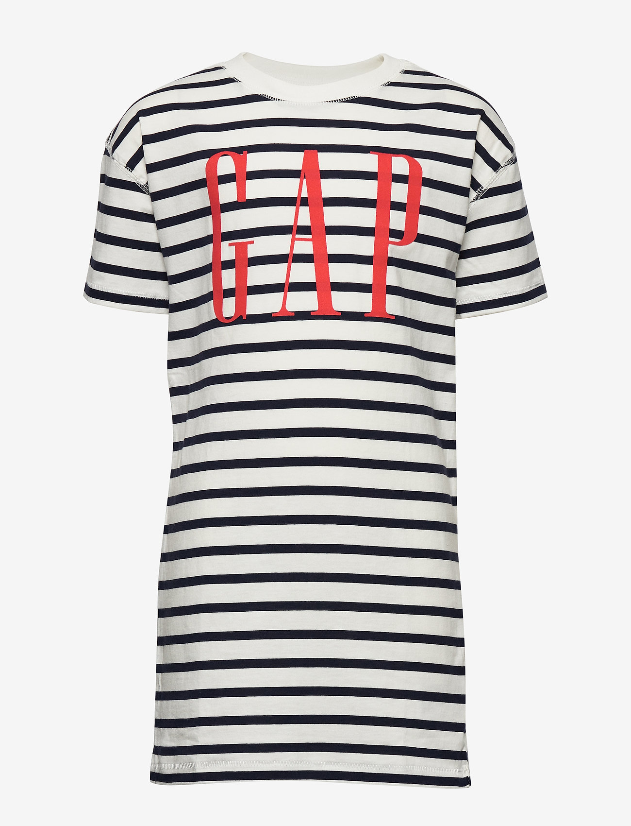 GAP - FR ARCH DRS - kjoler - new off white stripe - 0